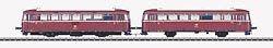 BR 798 der DB - Umbauten am neuen Märklin/Trix Schienenbus