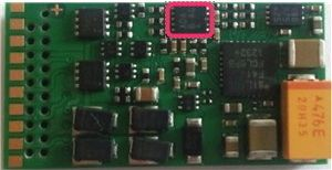 msd dec soundchip maked 300