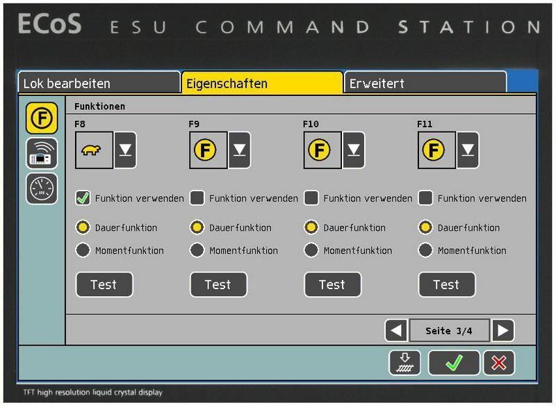 E50 047 - Erweiterung der Lichtsteuerung